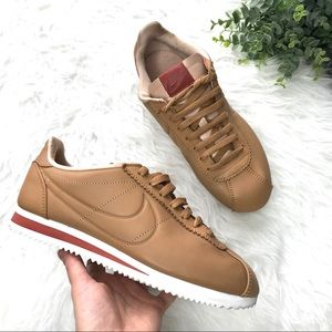 Nike Shoes - Nike Tan Classic Cortez Maria Sharapova LA 2
